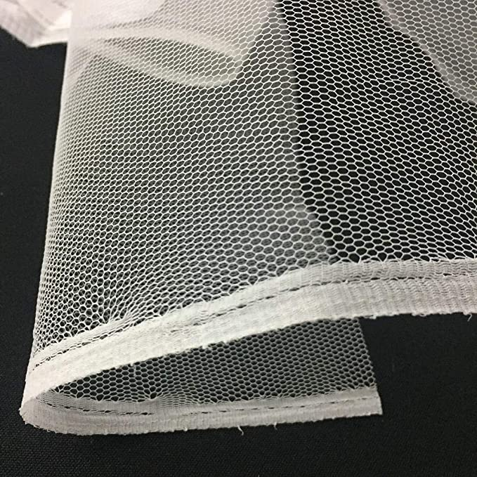 Peat Dress Net Fabric