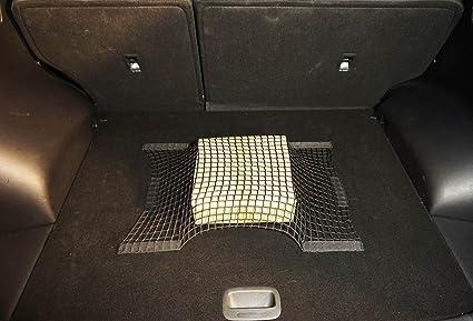 Ferocity Universaler Auto Netz Kofferraumnetz Mit Klett Haftet An Kofferraum 60 X 80 Cm 058 Auto