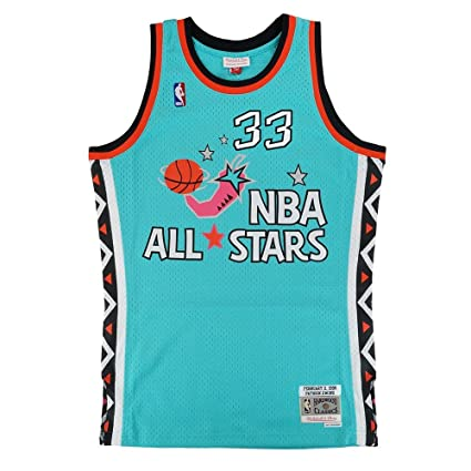 d7c924abe ... where can i buy mitchell ness patrick ewing 1996 nba all star east  swingman teal jersey