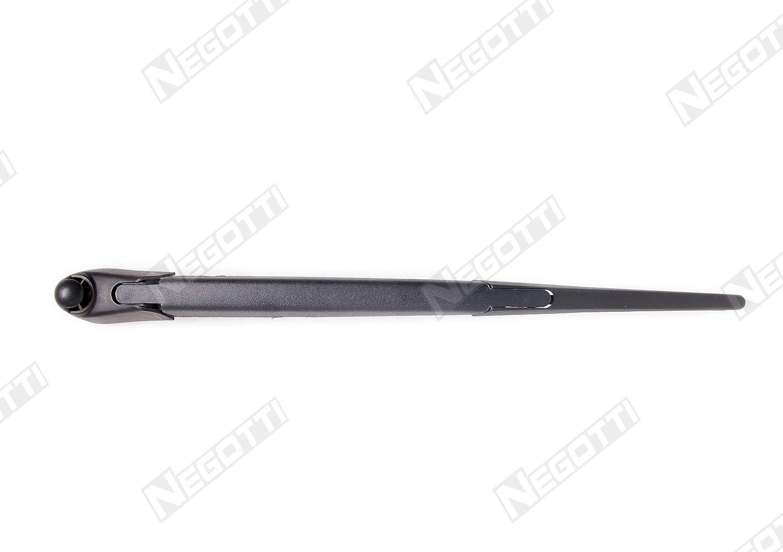 NEGOTTI - Limpiaparabrisas Trasero + escobilla limpiaparabrisas Trasero 300 mm KRT 86 30 cm: Amazon.es: Coche y moto