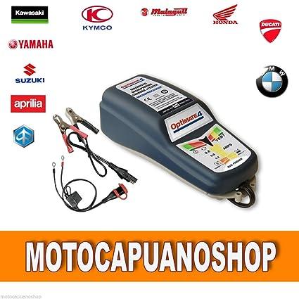 Mantenedor De Carga Para batería coche moto nuevo Optimate 4 ...