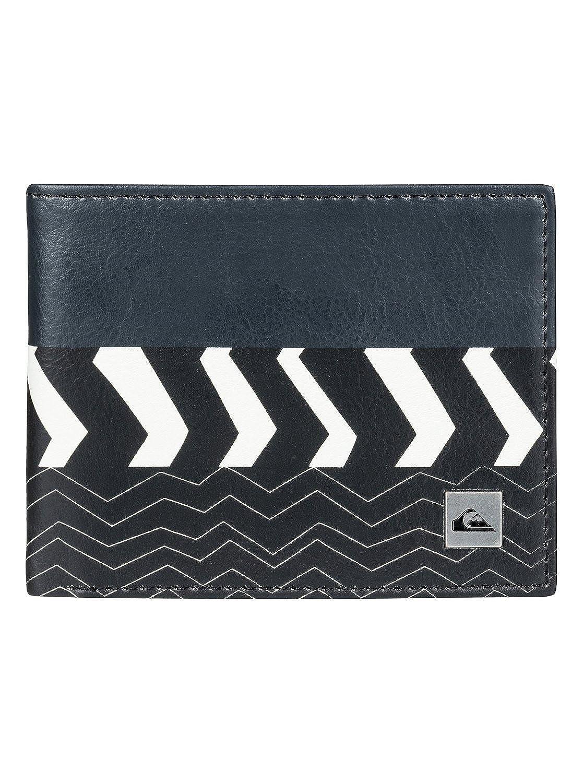 Quiksilver Men's Freshness Wallet Silver Lake Blue EQYAA03561