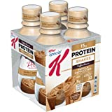 Kellogg's Special K Protein Vanilla Cappuccino Shakes 10 floz (4 Pack)