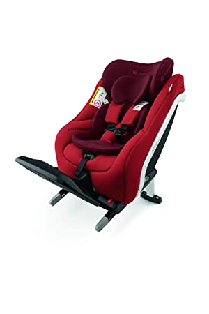 Concord Reverso Plus - Silla de auto grupo 0/1 con i-size, Color Autumn Red