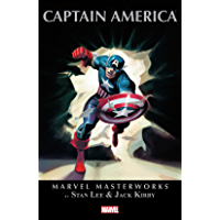 Captain America Masterworks Vol. 1 (Tales of Suspense (1959-1968))