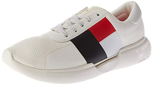 discount sale new high quality wholesale outlet Tommy Hilfiger Lightweight Hilfiger Runner Mens Trainers: Amazon ...