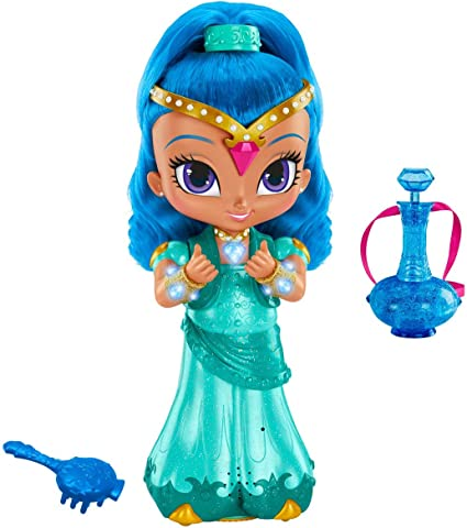 Fisher-Price Nickelodeon Shimmer /& Shine Shine Magical Flying Zahracorn