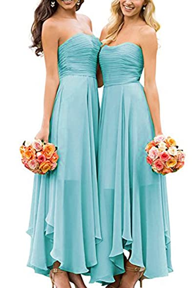 Amazon Country Western Wedding Bridesmaid Dresses Simple