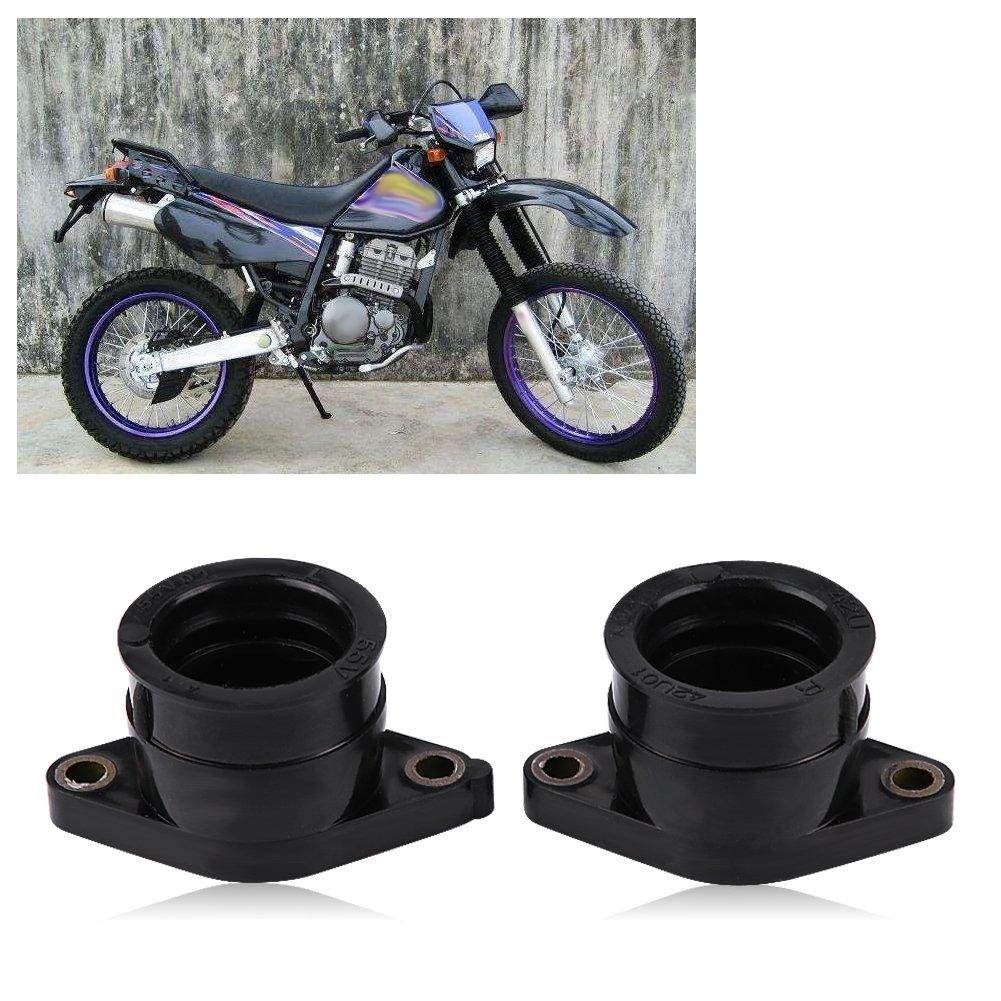 /Collettore di Attacco di Carb per Yamaha TT350/86/ /87/XT350/85/ /00/42u-13596/ /00 /01/ kimiss 2/x carburadors del Auto/