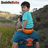 ◆USA生まれのファミリーアウトドアギア「SaddleBaby/ショルダーキャリー」