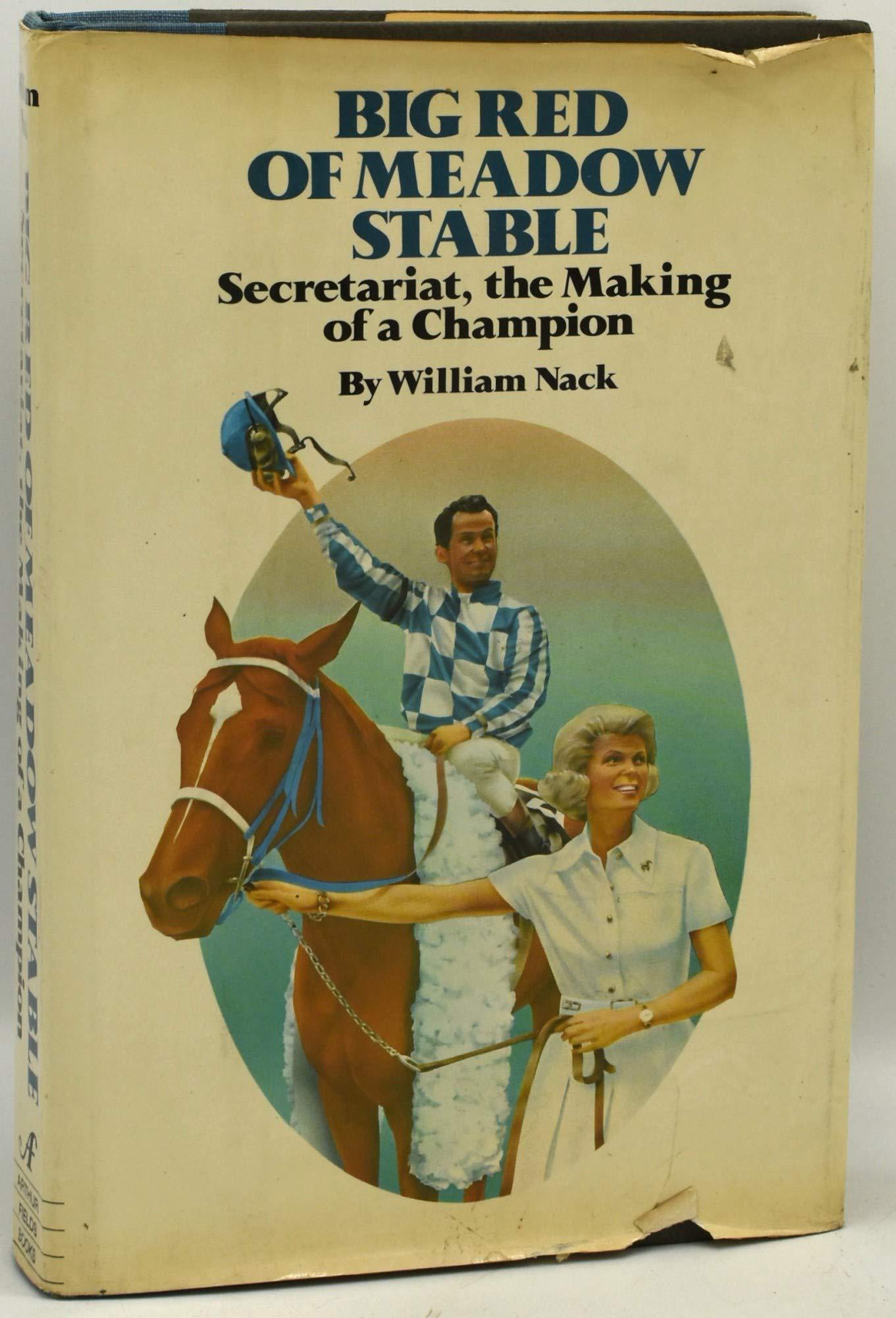 trampki online tutaj Pierwsze spojrzenie Big Red of Meadow Stable: Secretariat, the Making of a ...