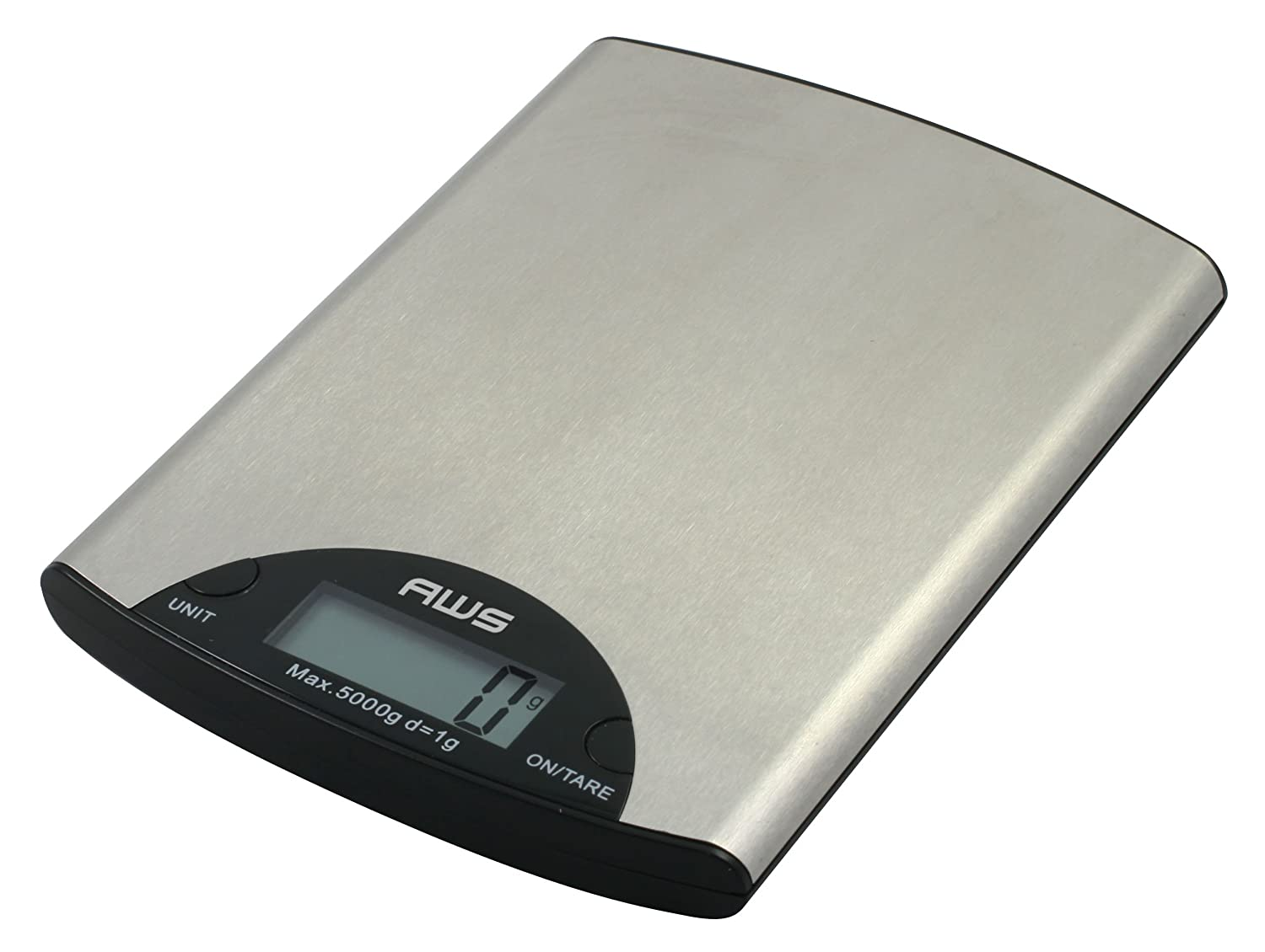 Amazon.com: American Weigh Scales ME-5KG Digital Kitchen Scale ...