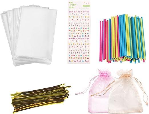 Lollipop Kit de fabricación de 399 piezas de accesorios para hacer ...