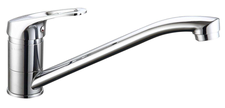 Argento DP bath gc11063/Miscelatore Monocomando per Lavello