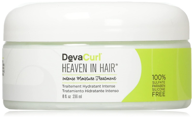Amazoncom Devacurl Heaven In Hair Divine Deep Conditioner 8