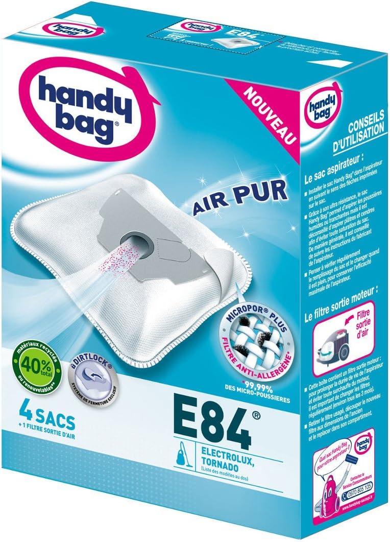 Handy Bag E84 - Bolsa para aspirador Tornado Elyps Electrolux ...