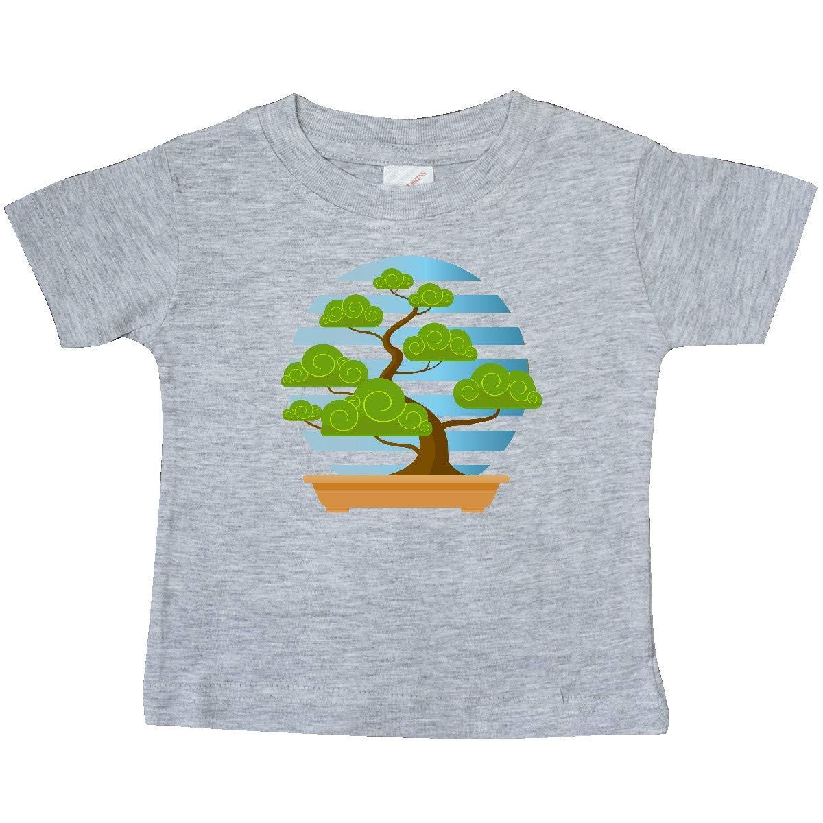 inktastic Bonsai Tree Garden Baby T-Shirt
