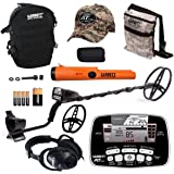 Garrett AT Pro Waterproof Metal Detector with ProPointer AT and Bonus Pack
