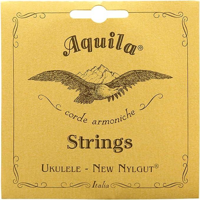 Medium Tension NEW Aquila 1B Nylgut Banjo String Set