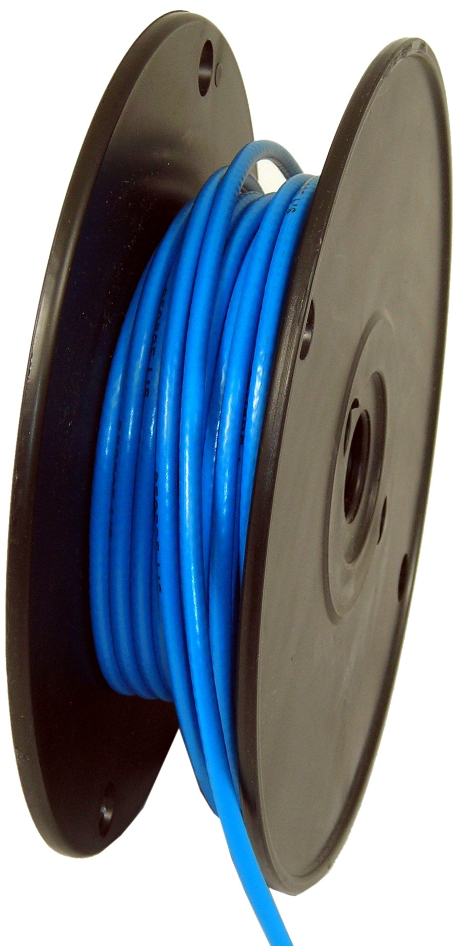 George L's 155 Guage Instrument Cable Roll (Blue, 50 Foot)