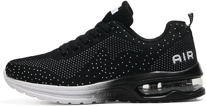 TQGOLD® Zapatillas de Running para Hombre Mujer Calzado Deportivo ...
