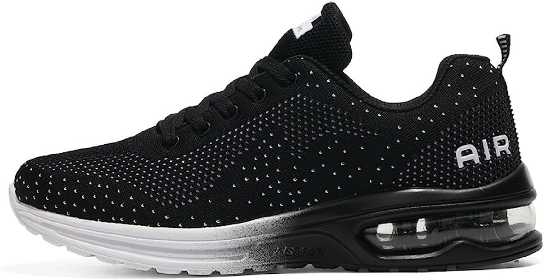 TQGOLD® Zapatillas de Running para Hombre Mujer Calzado ...