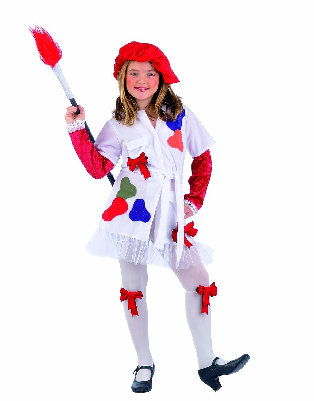 Limit Sport MI569 G.6 - Disfraz de pintor para niño (talla 6 ...