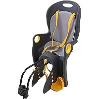 Infantastic Seggiolino per bambino sicurezza sedile bicicletta titolare per il portapacchi portata fino a 22kg