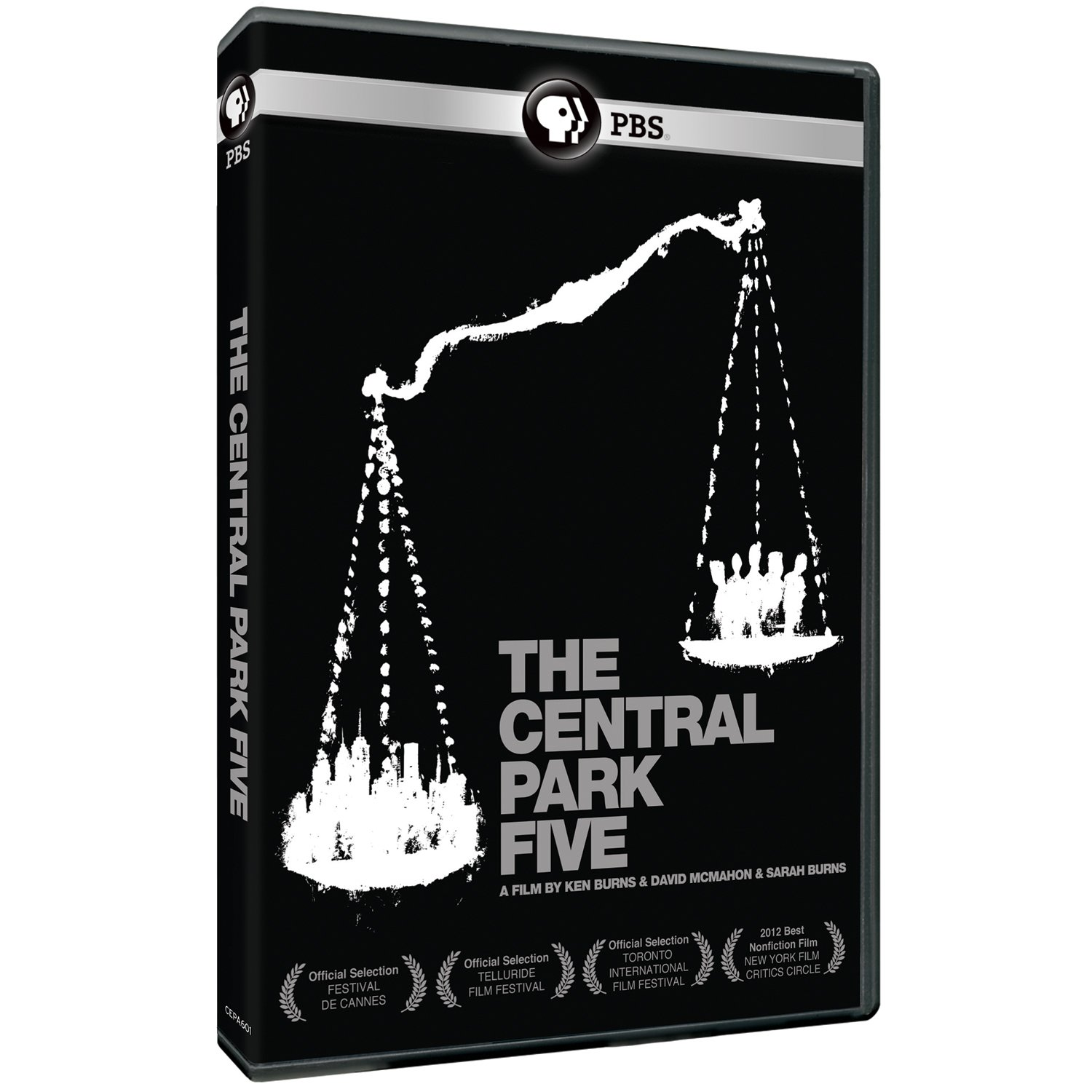 amazon com the central park five antron mccray kevin richardson