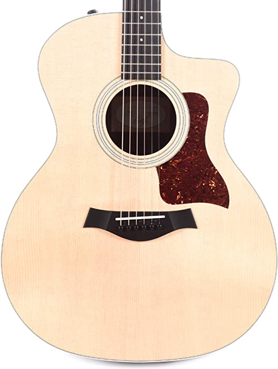 Taylor 214ce Grand Auditorium Sitka/Rosewood Natural ES2 w/Gig Bag