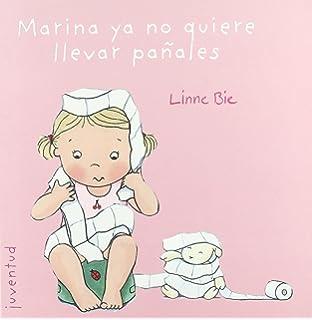 Marina ya no quiere llevar pañales (EL PEQUEÑO EDU)