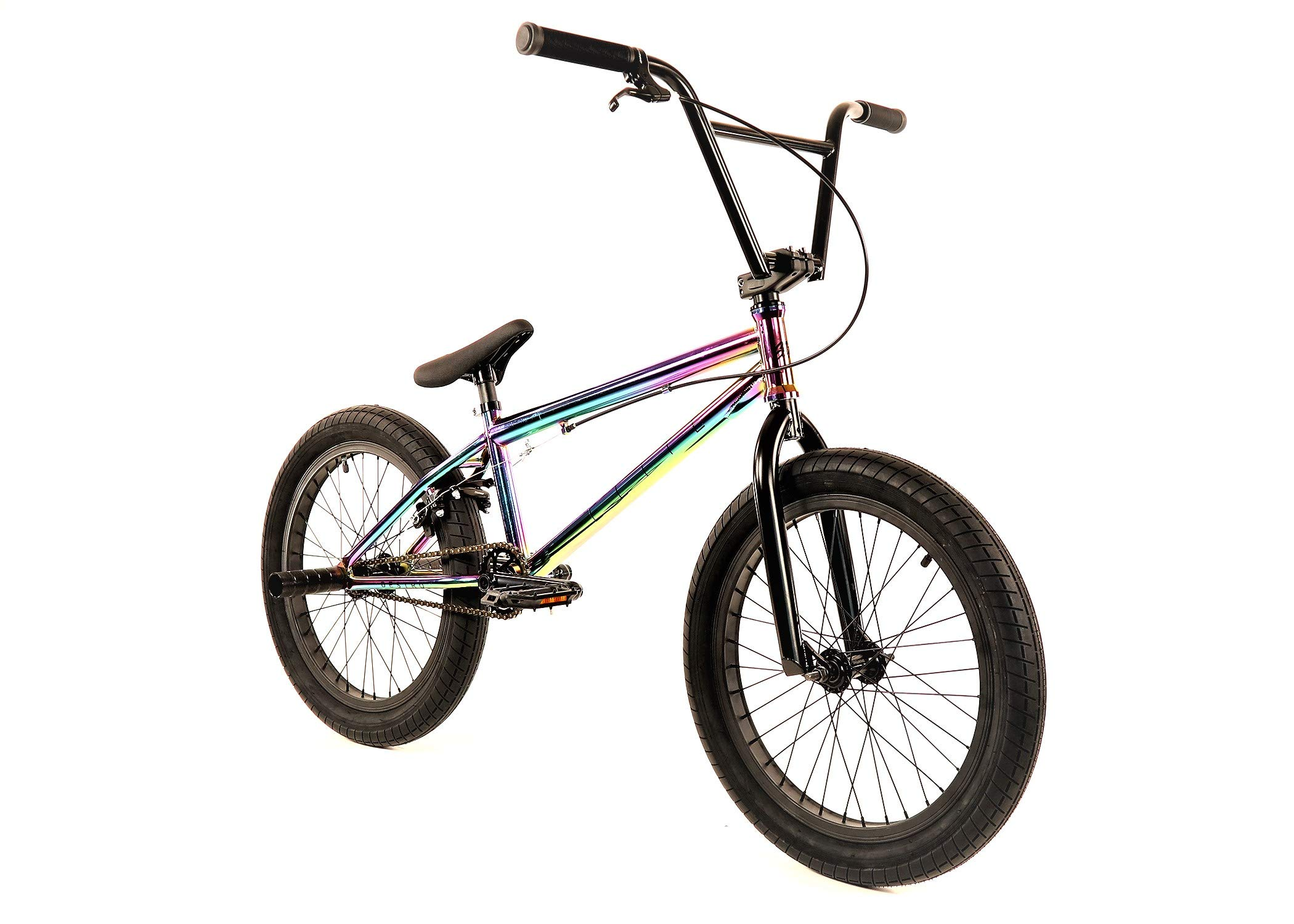 "Elite 20"" BMX Bicycle Destro Model Freestyle Bike New 2018"