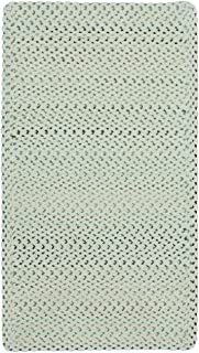 """product image for Vivid Eggshell 9' 2"""" x 13' 2"""" Cross Sewn Rectangle Braided Rug"""