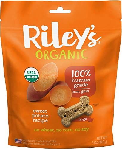 Riley S Organics Sweet Potato Bone, Large
