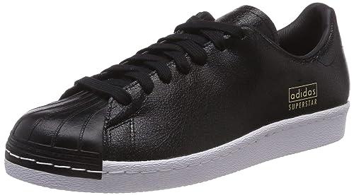 premium selection 904ca 77762 Adidas Superstar 80S Clean, Scarpe da Fitness Uomo, Nero Negbás Ftwbla 0,  39 1 3 EU  Amazon.it  Scarpe e borse