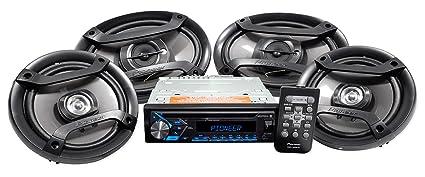 Review Pioneer 4 Speaker Car