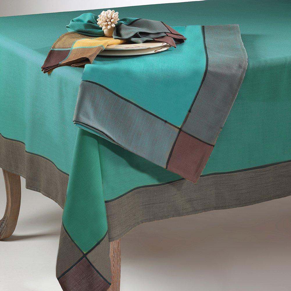 Marigold, 70 Square Tablecloth 70 Square Tablecloth Fennco Styles Maison Beaujard Proven/çal Design Tablecloth