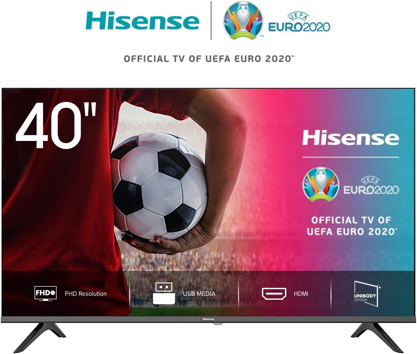 Hisense FHD TV 2020 40AE5000F - Feature TV Resolución Full HD ...