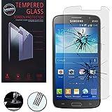 VCOMP® 1 Vitre Trempé de protection d'écran pour Samsung Galaxy Grand 2 SM-G7100 SM-G7102 SM-G7105 SM-G7106