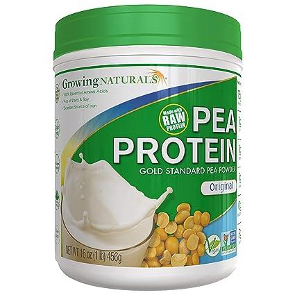 pea protein isolate raw vegan diet