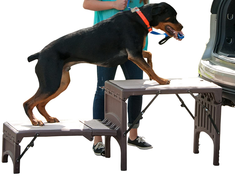 Rampa para mascotas plegable hasta 159 kg (xmp)