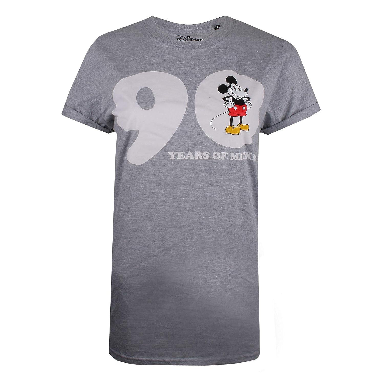 TALLA 42 (Talla del fabricante: LARGE). Disney Camiseta para Mujer