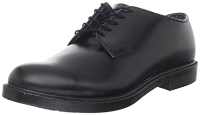 Bates Men's Leather Durashocks Work Shoe,Black,6 ...