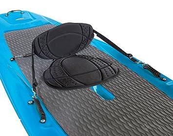 Pelican Kayak Comfort Seat Sit On Top Adjustable Black