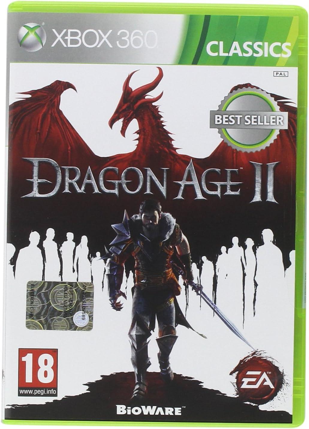 Electronic Arts Dragon Age 2, Xbox 360 - Juego (Xbox 360, Xbox 360, RPG (juego de rol), ITA): Amazon.es: Videojuegos