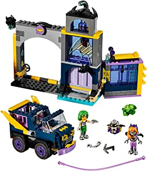 LEGO Batgirl Secret Bunker Building Kit