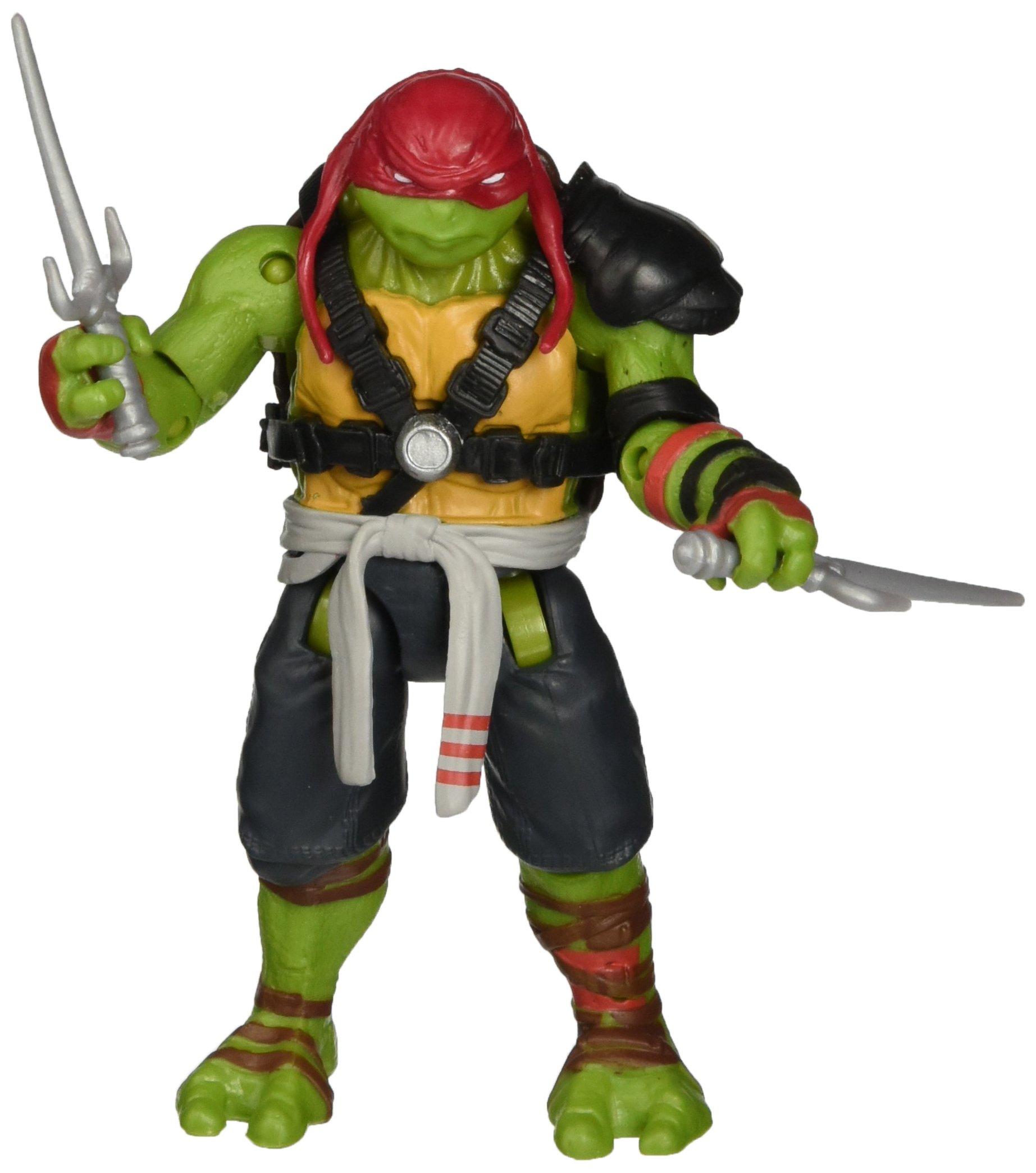 Teenage Mutant Ninja Turtles Movie 2 Out Of The Shadows Raphael Basic Figure 6
