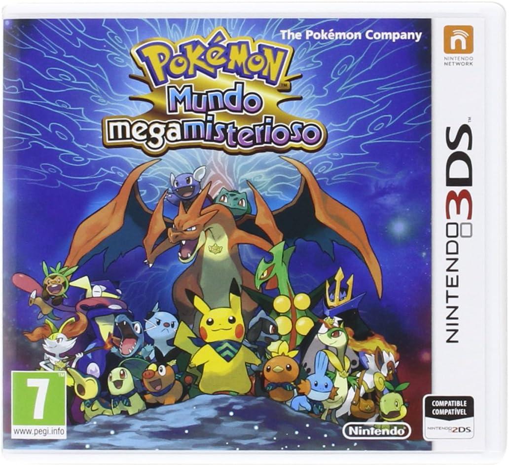 Pokémon Mundo Megamisterioso: Amazon.es: Videojuegos