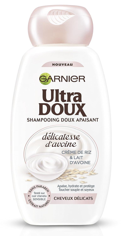 Garnier, Champú 250ml delicado cabello, Pack de 3: Amazon.es: Salud y cuidado personal