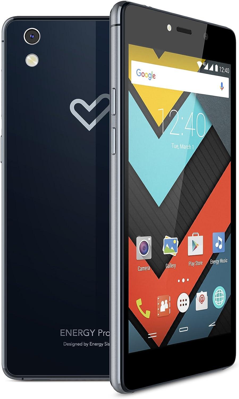 Energy Sistem MAX 4000 - Smartphone de 5in (IPS HD, 4000 mAh, Quad ...